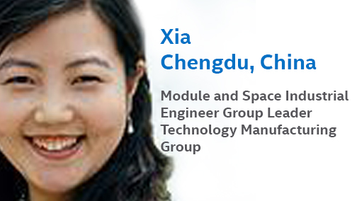 Meet Xia Chengdu, Intel's Module and Space Industrial Group Leader in China
