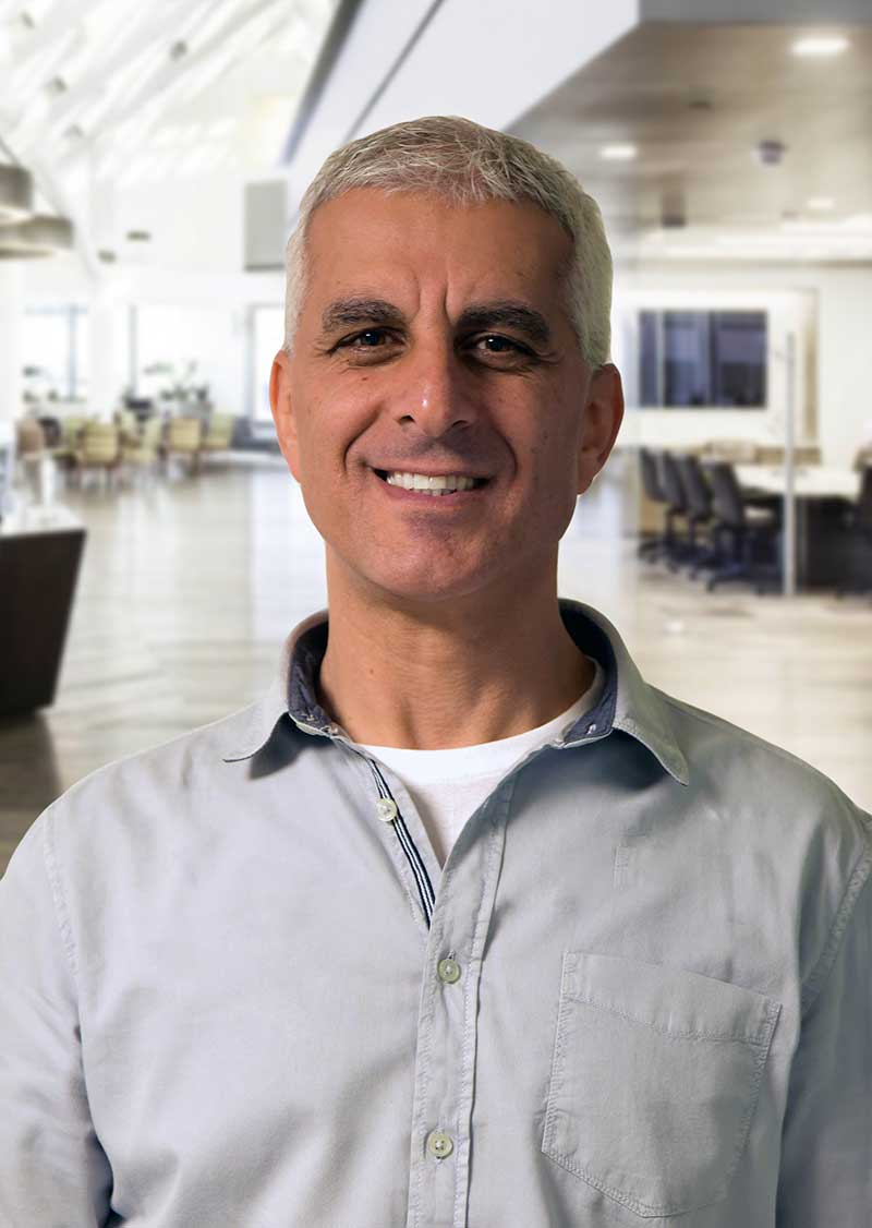 Daniel Ben Atar, Vice President, Technology and Manufacturing Group Plant Manager